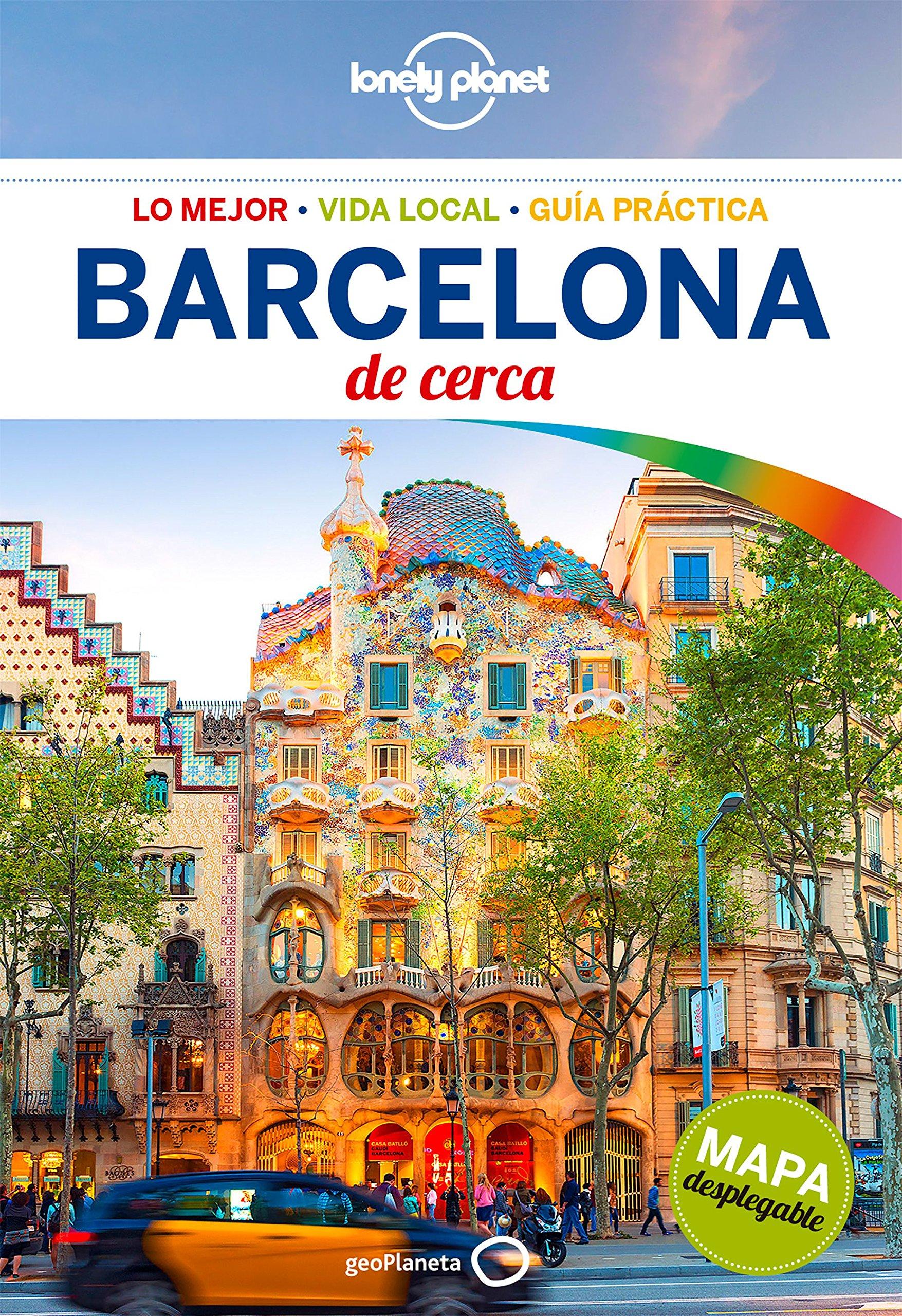 Barcelona de cerca 5: 1 Guías De cerca Lonely Planet Idioma Inglés: Amazon.es: St.Louis, Regis, Davies, Sally, Alda Delgado, Enrique: Libros