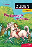 Leseprofi – Ein Einhorn in Gefahr, 2. Klasse (DUDEN Leseprofi 2. Klasse)