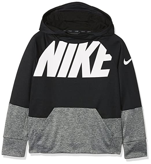 Nike Kinder B Nk Thrma Hoodie Po GFX Sweatshirt