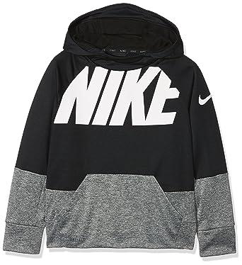 buy popular cef86 866e8 Nike Kinder B Nk Thrma Hoodie Po GFX Sweatshirt