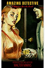 Amazing Detective: A Detective Jericho Novel (The Detective Jericho Series Book 5) Kindle Edition