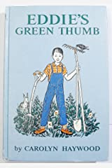 Eddie's Green Thumb Hardcover
