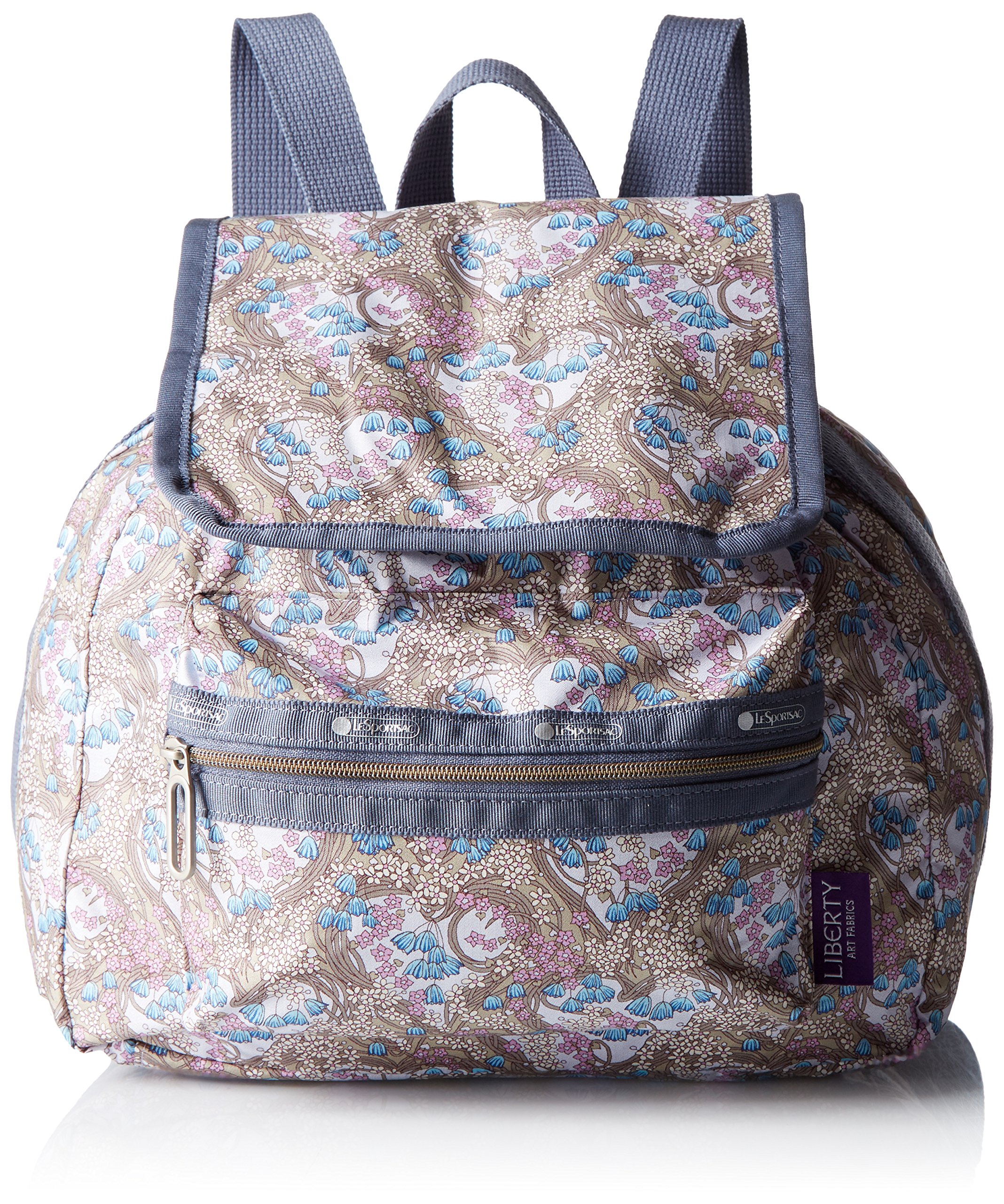 LeSportsac Women's Liberty X Essential Mini Voyager, Amy Jane Lilac