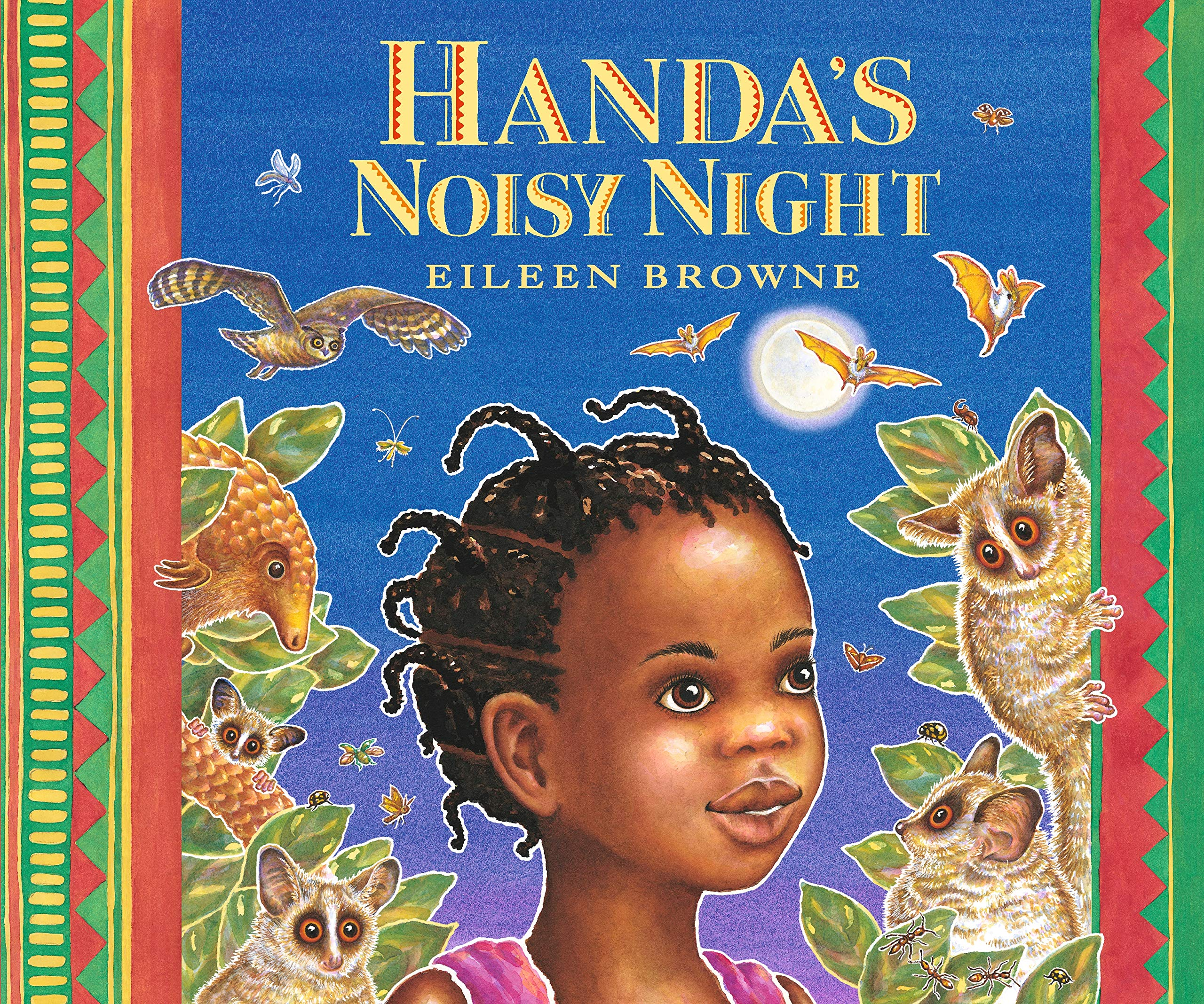 Image result for handa's noisy night