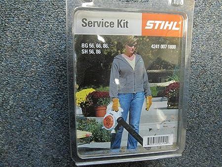 Amazon.com: Stihl Blower Servicio Kit: Jardín y Exteriores