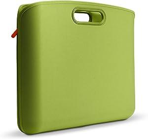 Belkin F8N042-GRN 15.4-Inch Sleevetop Notebook PC Case Green