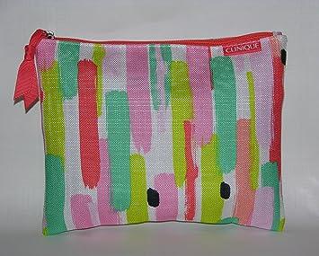 Clinique colorido pastel shades maquillaje bolsa de ...