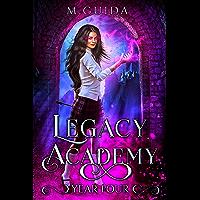 Legacy Academy Year Four: Paranormal Academy Romance