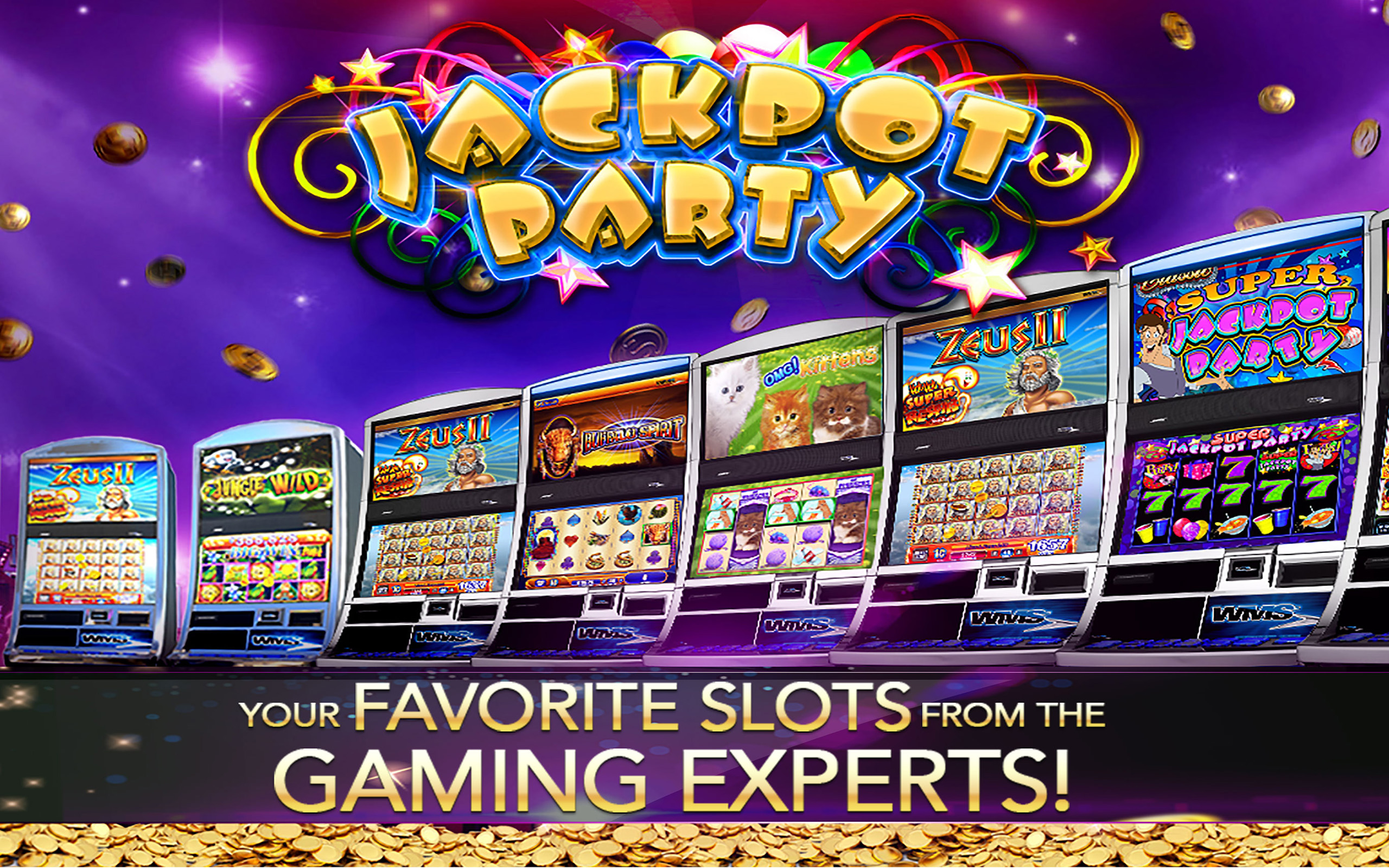 is jackpot party casino free