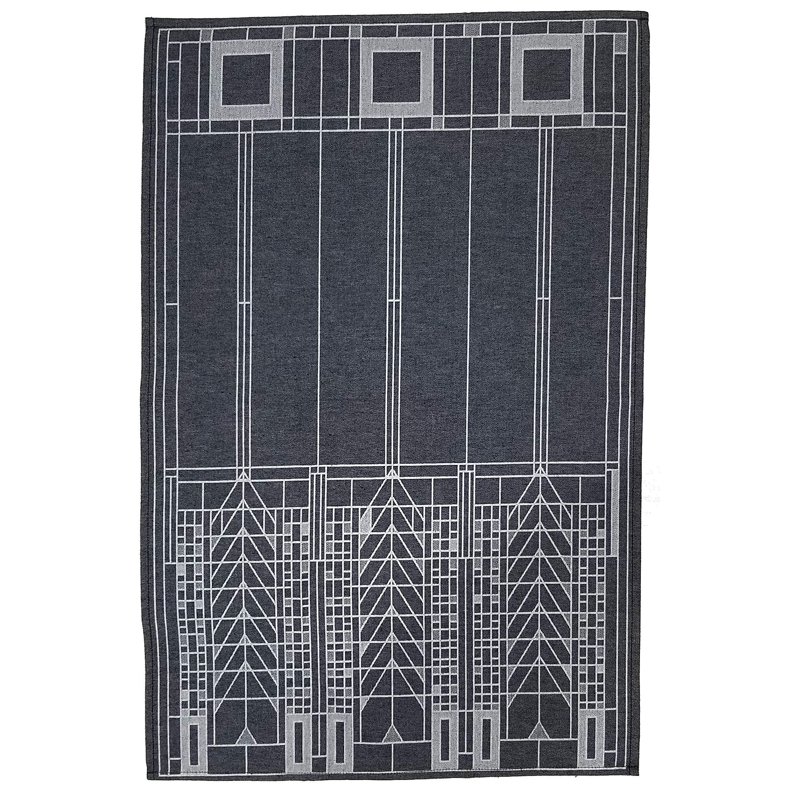 KAF Home Frank Lloyd Wright Woven Jacquard Tea Towel 20 x 30-inch 100-Percent Cotton (Tree of Life) by KAF Home (Image #4)