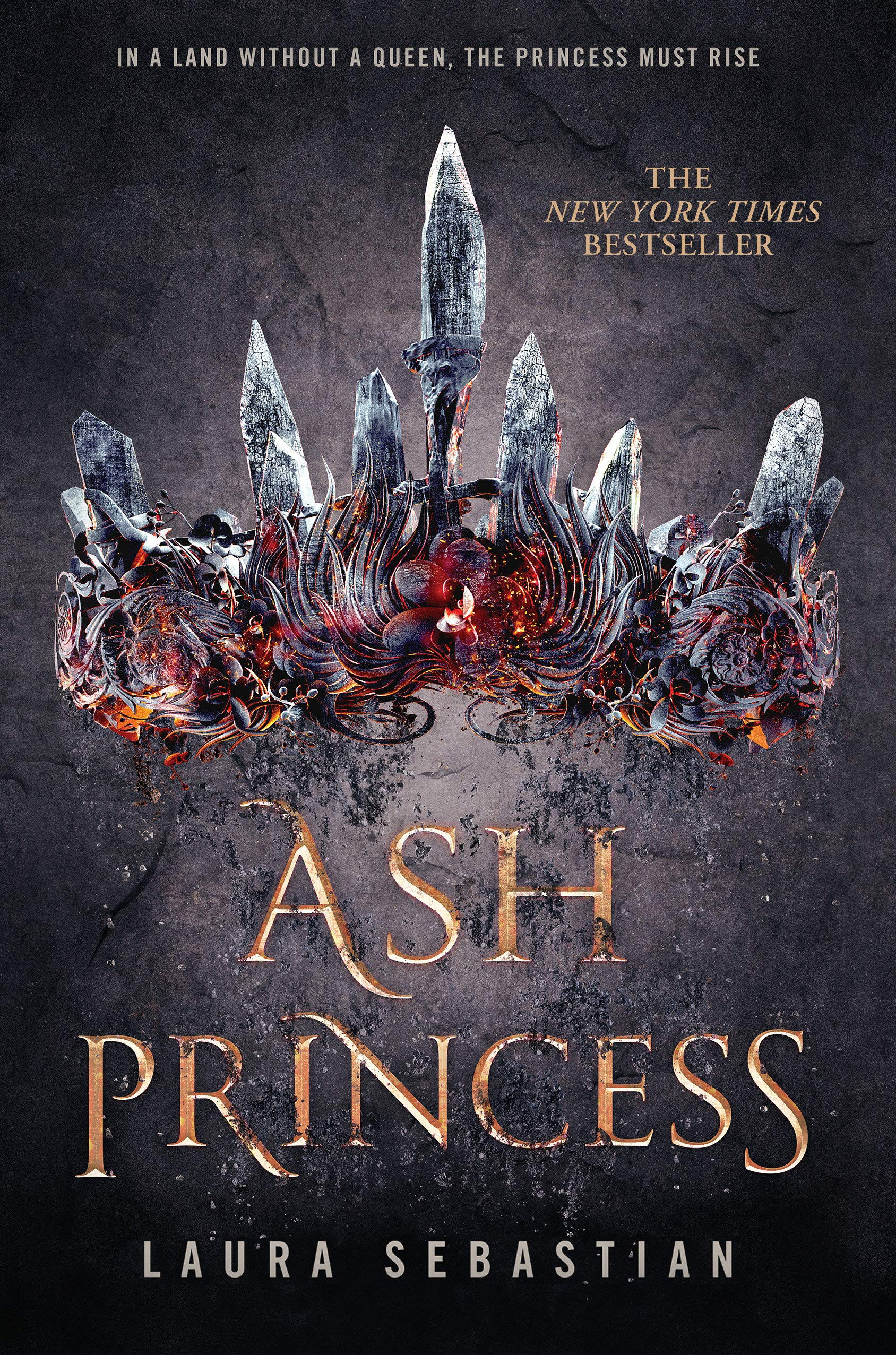 Amazon com: Ash Princess (9781524767068): Laura Sebastian: Books