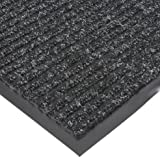 NoTrax T39 Bristol Ridge Scraper Carpet Mat, for