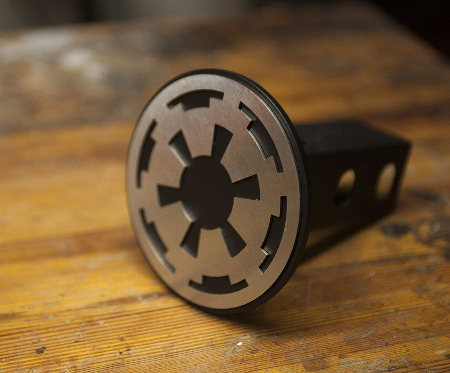 Star Wars Imperial Crest Trailer Hitch Cover