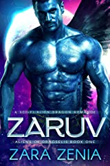 Zaruv: A Sci-Fi Alien Dragon Romance (Aliens of Dragselis Book 1) Kindle Edition