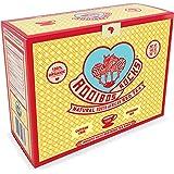 ROOIBOS TEA BAGS, Caffeine Free - 100 USDA Organic, South African Red Bush 100% Natural Unbleached Tea Bags, Calorie Free, Gluten Free, Non-GMO, Anti-Oxidant Rich, 8.82oz, Pure Healthy, Herbal Drink