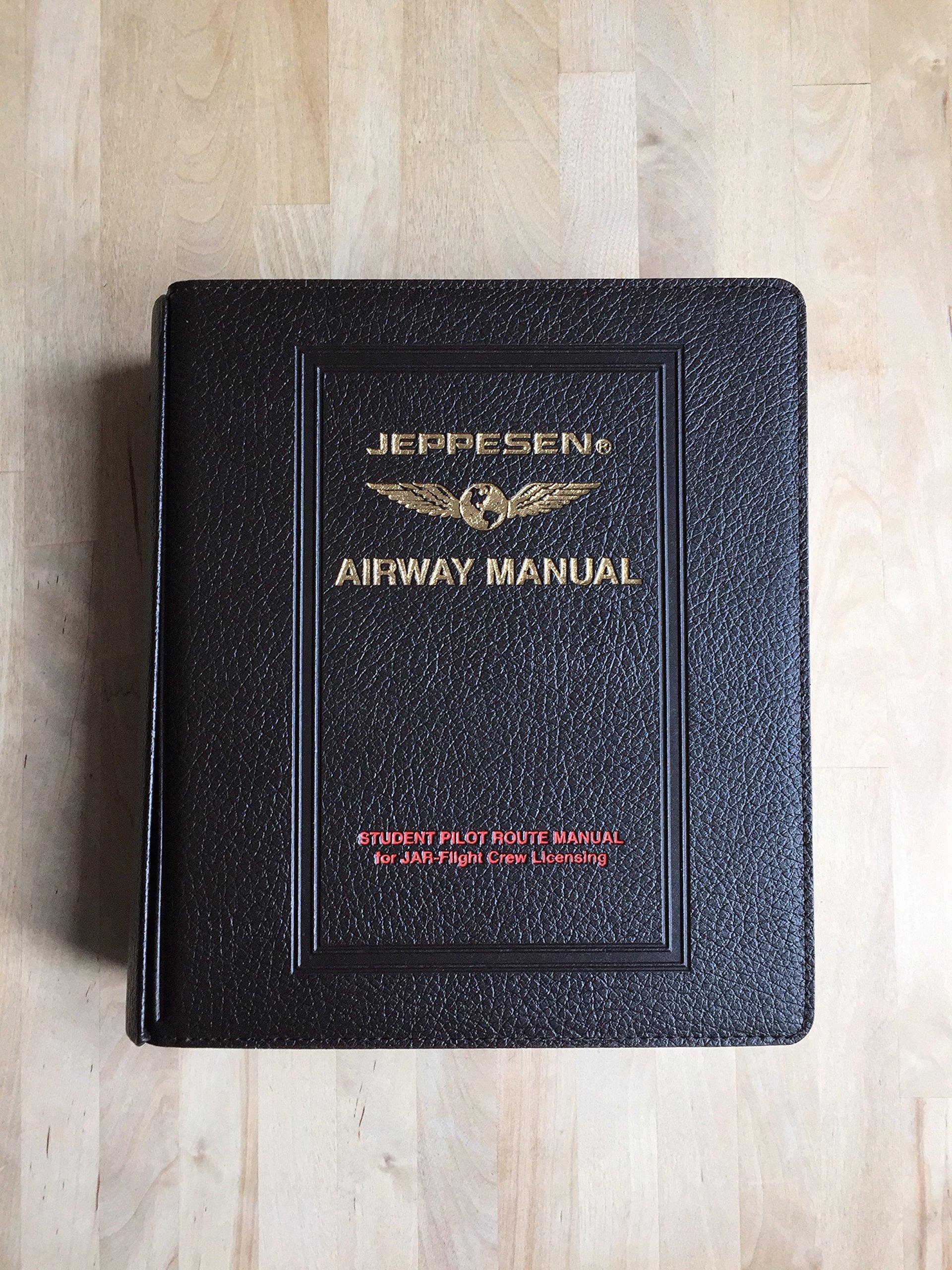 Jeppesen Airway Manual: Student Pilot Route Manual for JAR-Flight Crew  Licensing (Jeppesen Airway Manual Services): Amazon.co.uk: Jeppesen  Sanderson: Books
