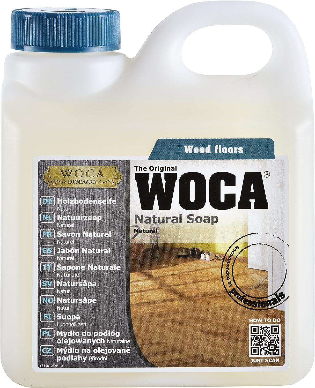 Woca sapone colore legno fondo 5 litri