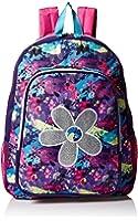 Trailmaker Girls' Flower Applique Backpack