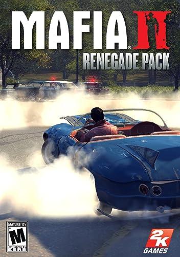 Mafia II DLC: Renegade Pack [Online Game Code]