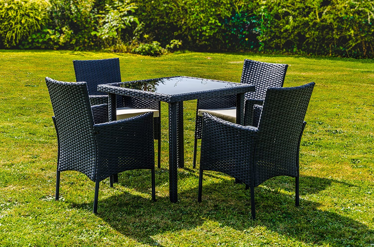 Rattan Effect Outdoor Garden