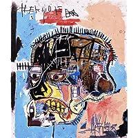 Berkin Arts Jean Michel Basquiat Giclée Tela Stampa La Pittura Poster Riproduzione