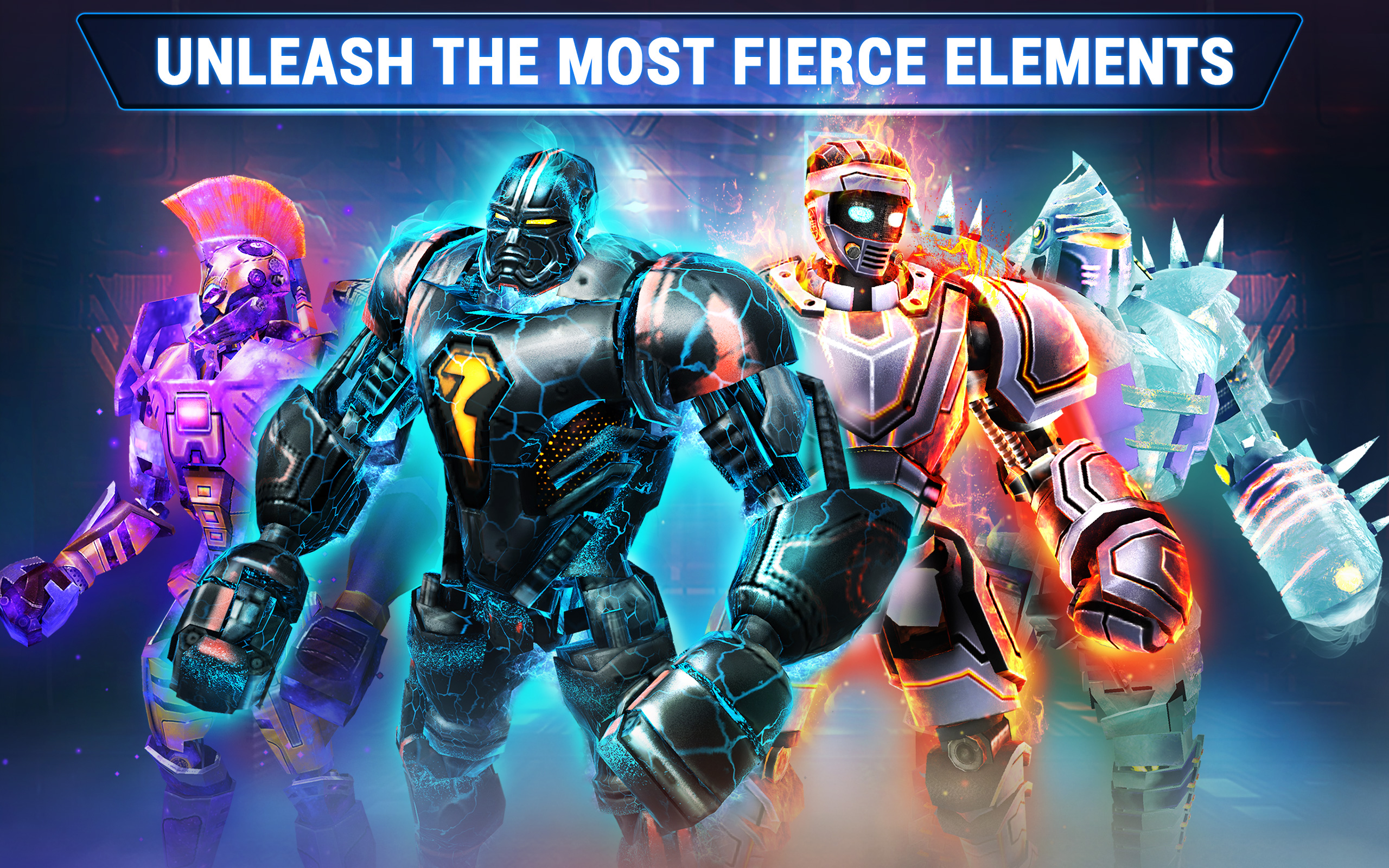 Amazoncom Real Steel Champions Appstore For Android