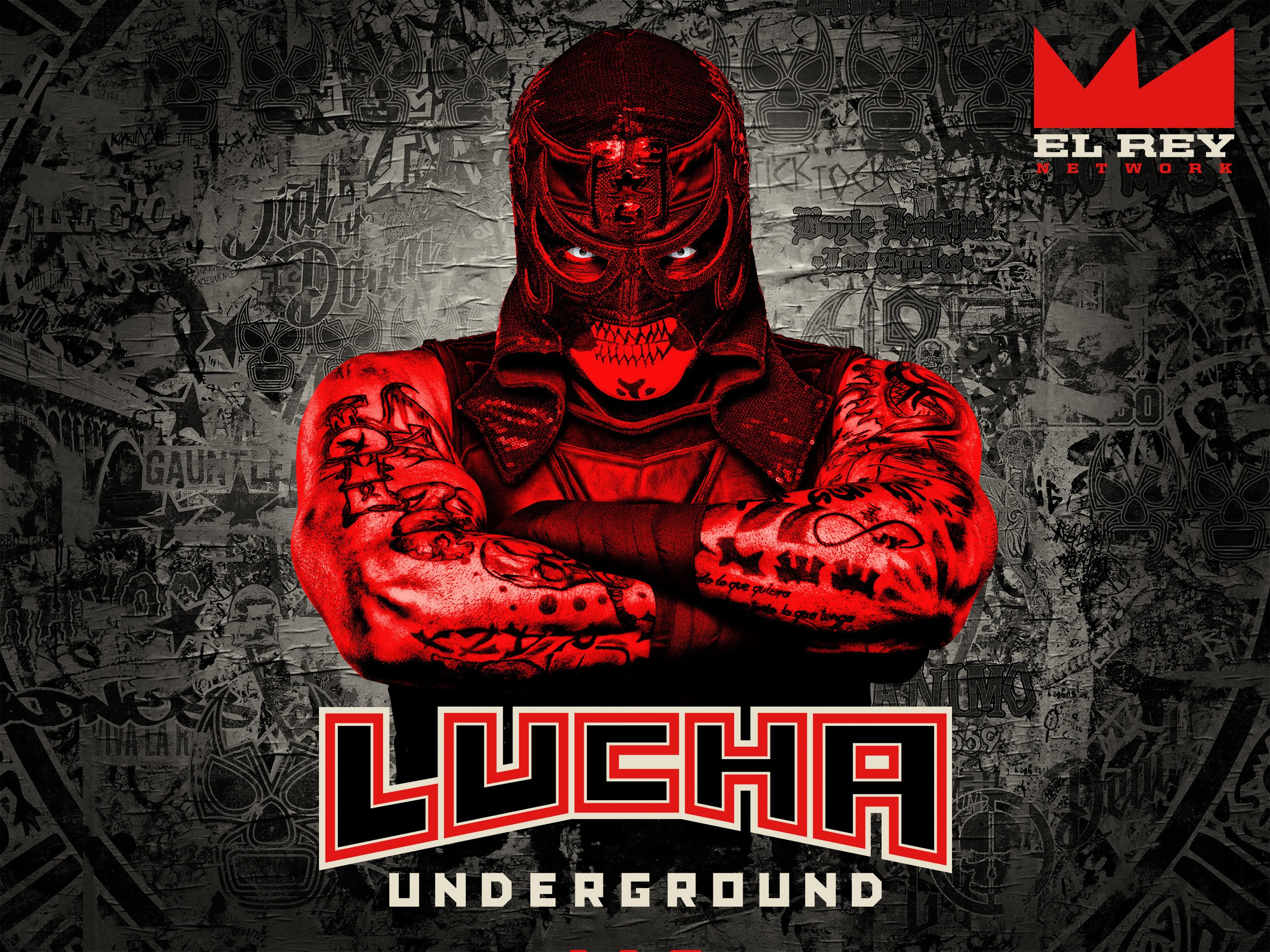 Amazon.com: Lucha Underground - Season 3: Matt Striker, Vampiro, Melissa Santos: Amazon Digital Services LLC