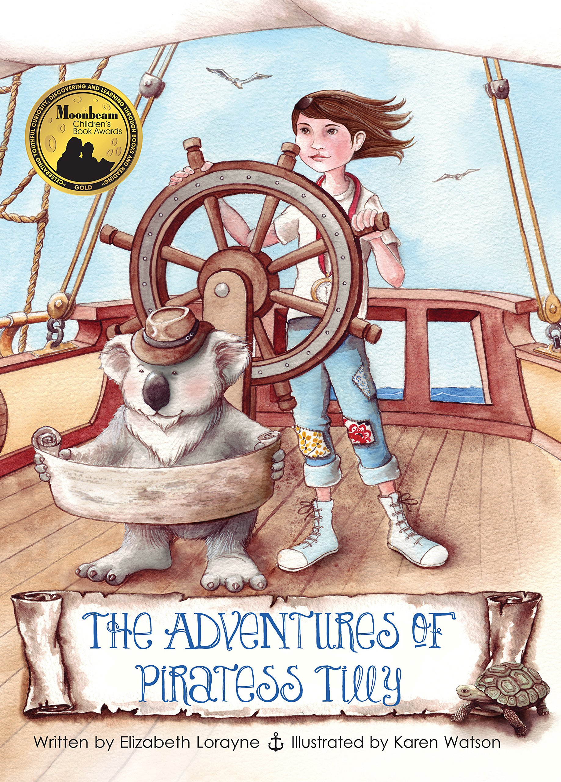 The Adventures of Piratess Tilly pdf epub