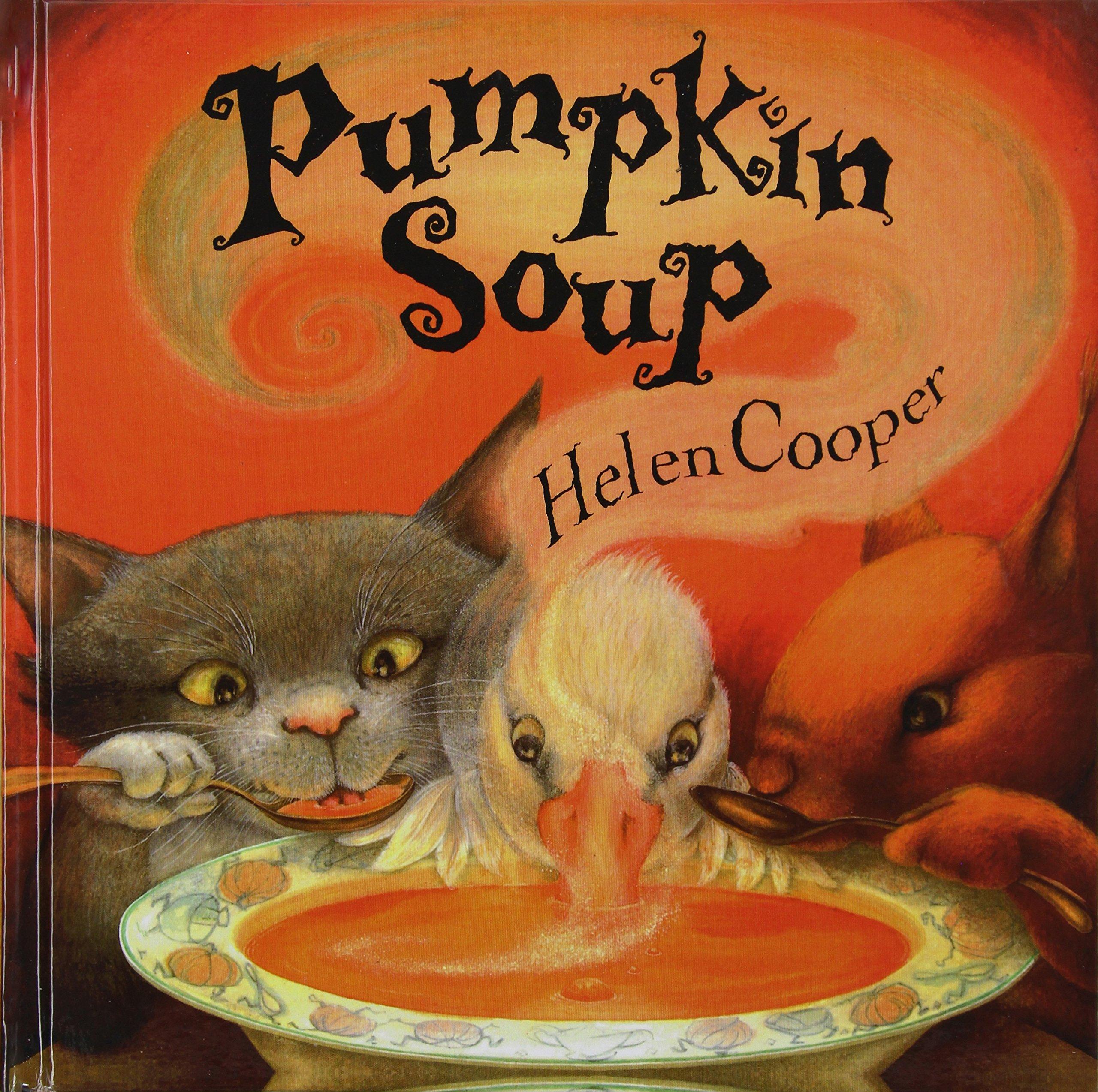 Pumpkin Soup ebook