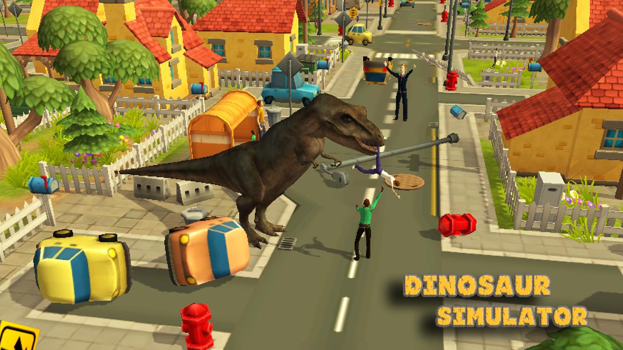 Large Product Image of Dinosaur Simulator