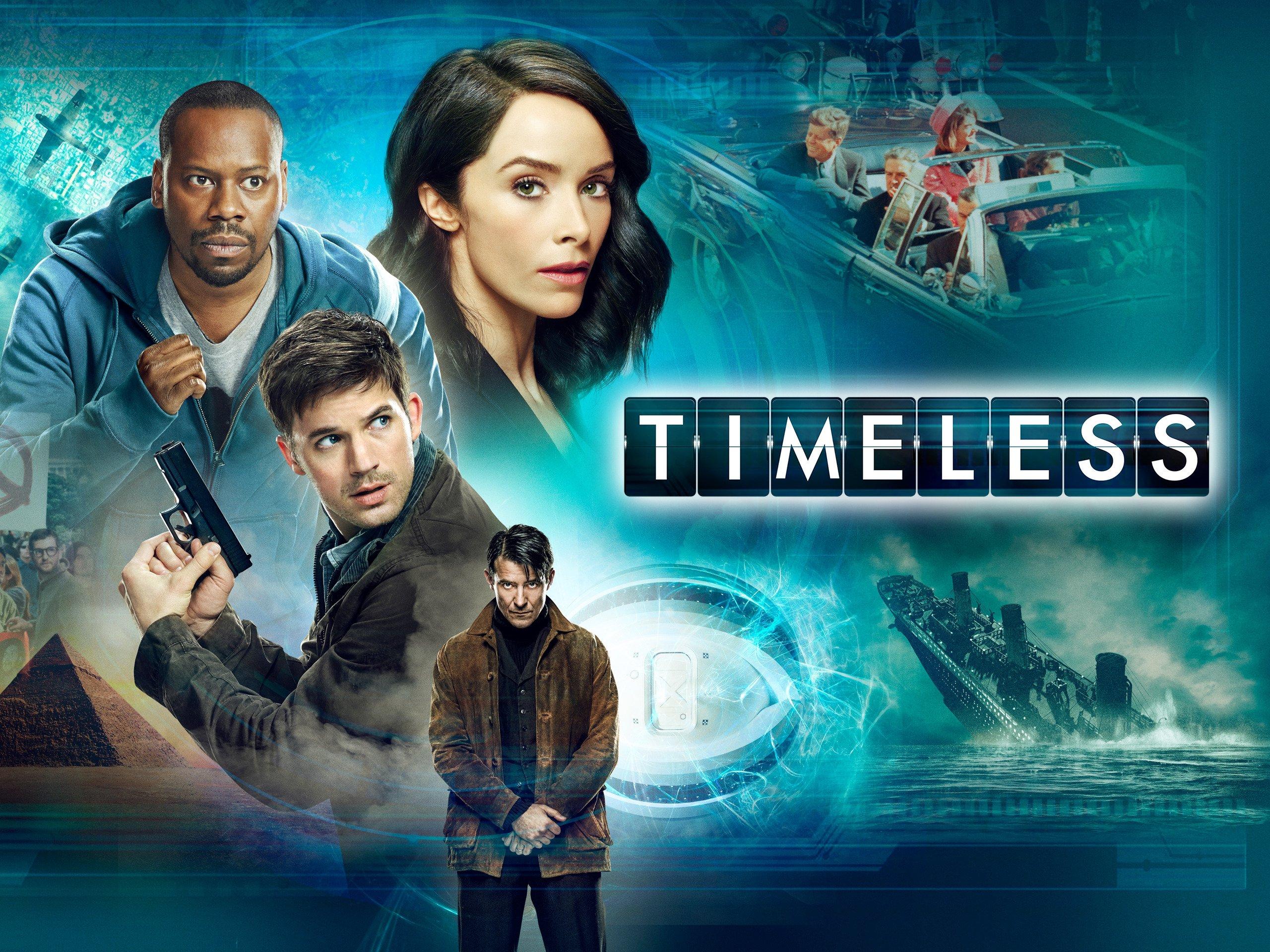 amazon com timeless season 1