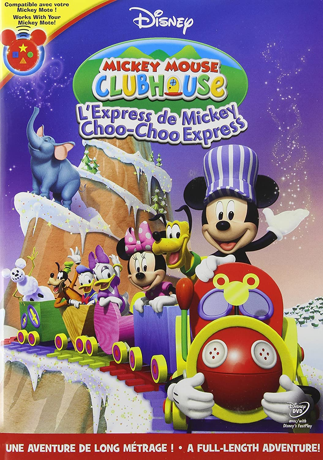 Disney Mickey Mouse Clubhouse Choo Express Movies Votree Tv