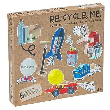 Re Cycle Me Defg1330 Recycling Bastelspass Wissenschaftliche
