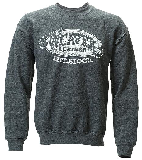 75c946136336 Buy Weaver Leather Livestock Crewneck Sweatshirt
