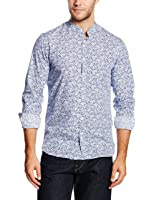 Jack & Jones Men's Jjprfred Mao Shirt L/S Plain Blazer
