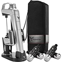 Coravin Model Two Elite Pro Wine Preservation System (Silver)