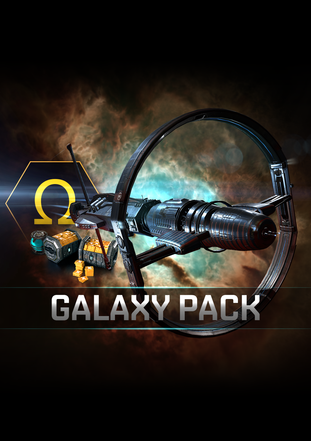 Eve Online  Galaxy Pack  Online Game Code