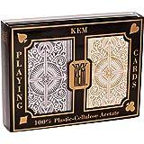 KEM Arrow Jumbo Index Playing Cards (Pack of 2)