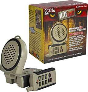 ICOtec GC101XL - Compact Electronic Predator Game Call