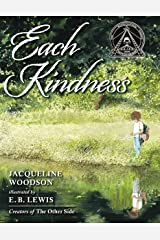 Each Kindness (Jane Addams Award Book (Awards)) Hardcover