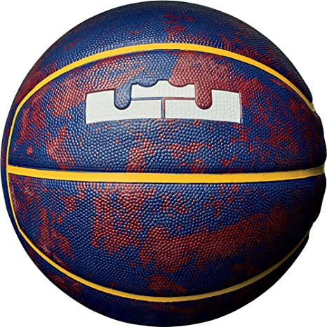 db9601572c61 Pallone Da Basket Nike Lebron James 07 Playground 4P Pallacanestro NBA  Lakers