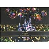 J-base 削るだけで美しいアート スクラッチアート 夜景 ナイトビュー 趣味 癒し アートセラピー (Dream Castle)