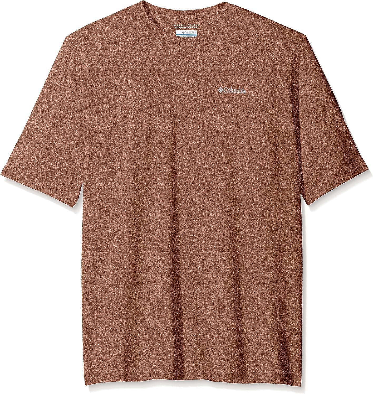 Columbia Big and Tall Cullman Crest Big /& Tall Short Sleeve Shirt