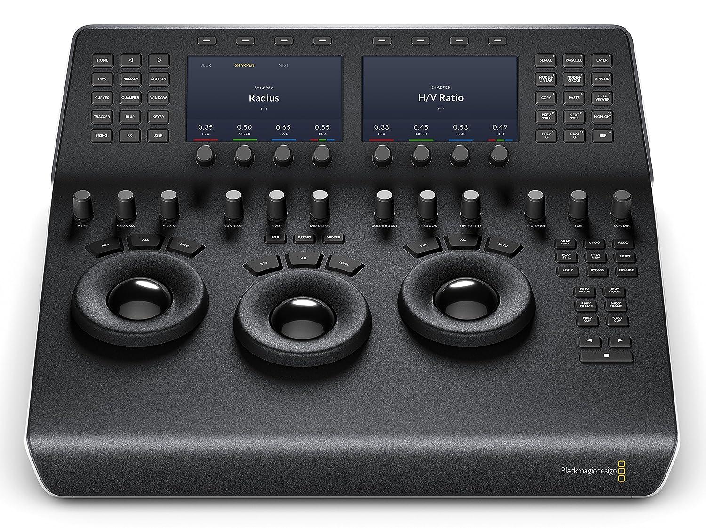 Amazon.com  Blackmagic Design DaVinci Resolve Mini Panel  Home Audio    Theater 1fdad87134d