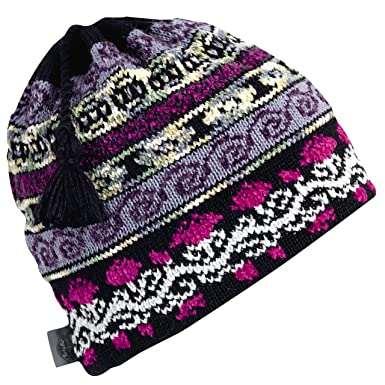 Amazon.com : Turtle Fur Women's Lady Fairisle, Classic Wool Ski ...