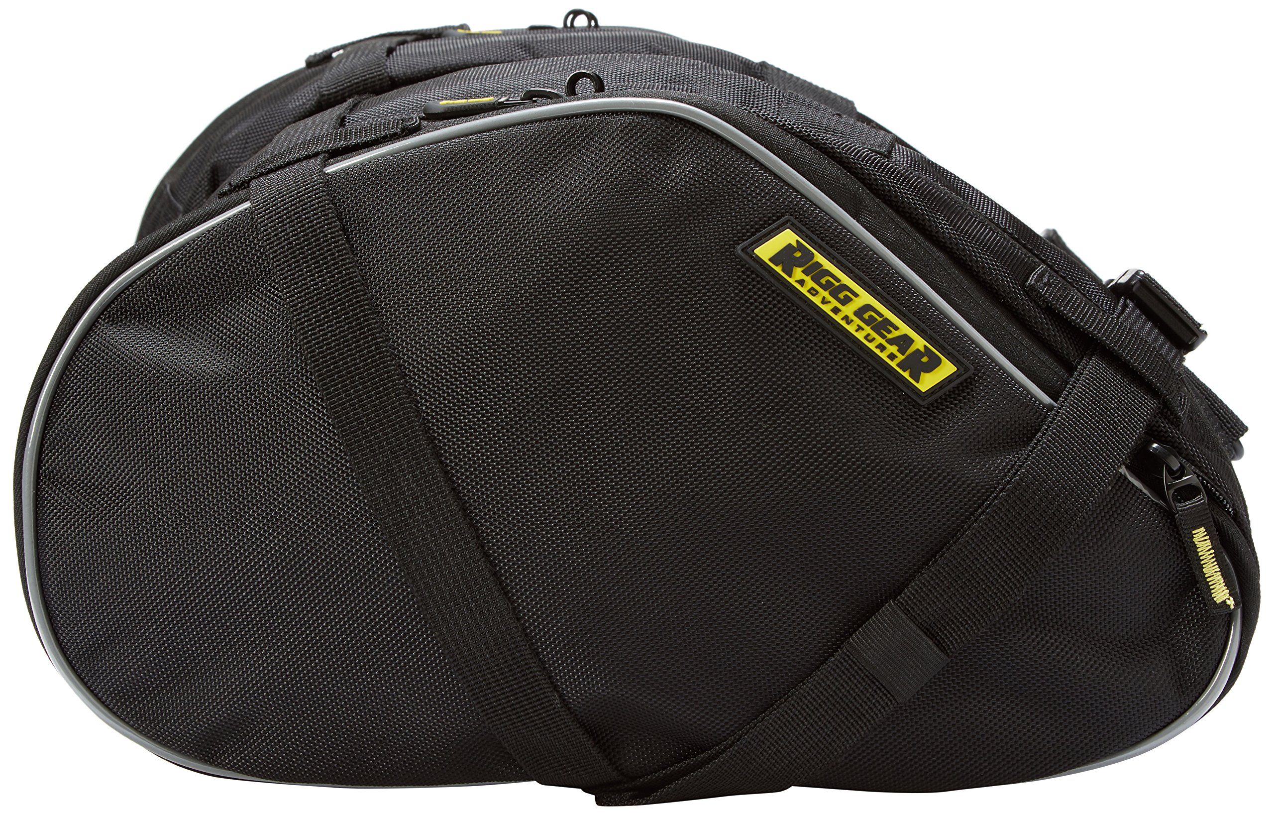Nelson-Rigg RG-020 Black Dual Sport Motorcycle Saddlebag by Nelson-Rigg