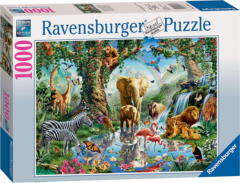Jungle 1000Pc Jigsaw Puzzle