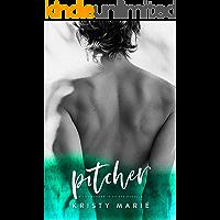 Pitcher: A friends to lovers sports romance novella.
