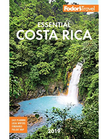 Fodors Essential Costa Rica 2019 (Full-color Travel Guide)