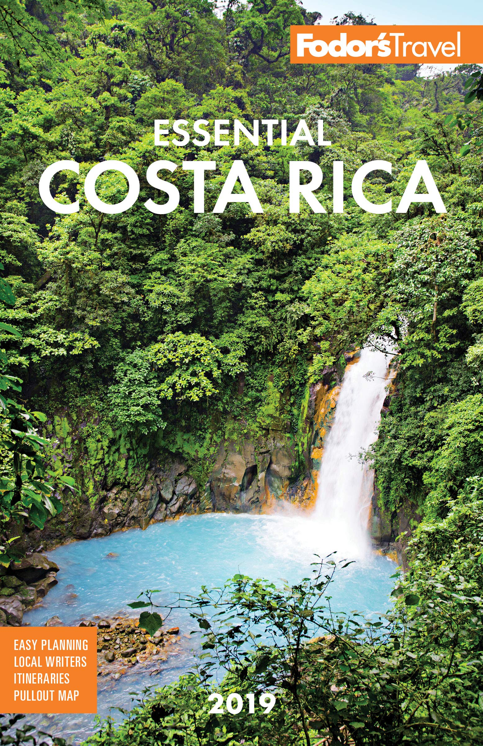 Fodor's Essential Costa Rica 2019 (Full-color Travel Guide) by Fodor's Travel